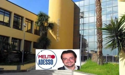 MELITO ADESSO CHIEDE LE DIMISSIONI DEL SINDACO