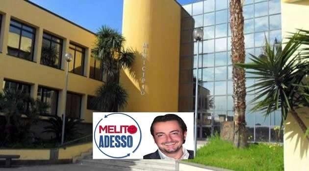 MELITO ADESSO ESPRIME SOLIDARIETA' AL CAPOGRUPPO CAIAZZA