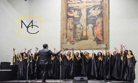 """SINGIN' GLORY"", IL GOSPEL MADE IN FAMILY"