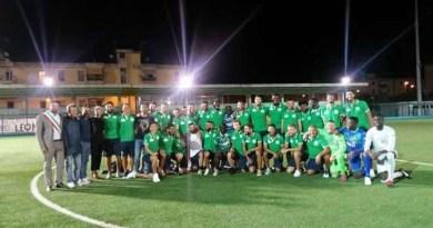 Calcio - rosa Afro-Napoli 2016-2017