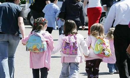 Garantite le misure di sicurezza per i bambini da 0 a 6 anni