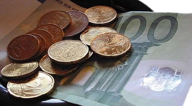 Euro tasse