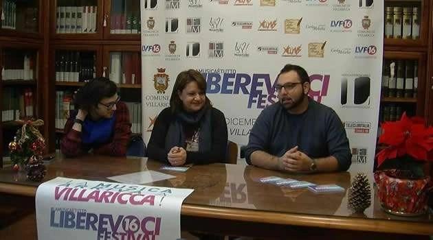 GRAN FINALE DEL LIBEREVOCIFESTIVAL PER LA PRIMA VOLTA A VILLARICCA