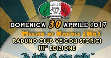 Club Veicoli Storici 2017