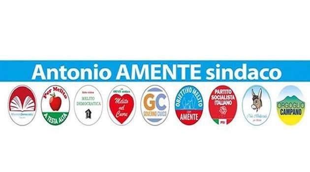 APERTURA CAMPAGNA ELETTORALE DEL CANDIDATO SINDACO ANTONIO AMENTE