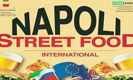 NAPOLI STREET FOOD 2017, UN EVENTO TUTTO DA GUSTARE