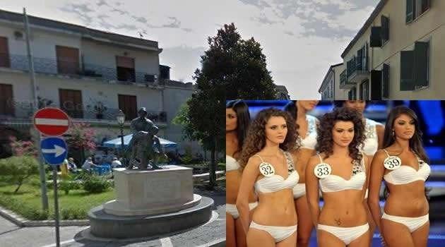 MISS ITALIA FA TAPPA A MELITO