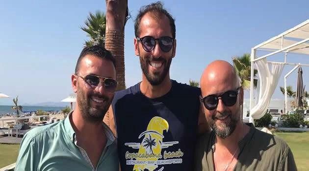 i campioni del beach volley italiano