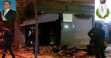 Sant'Antimo - attentato dinamitardo