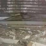 Napoli. Esplosione in un negozio ai Colli Aminei