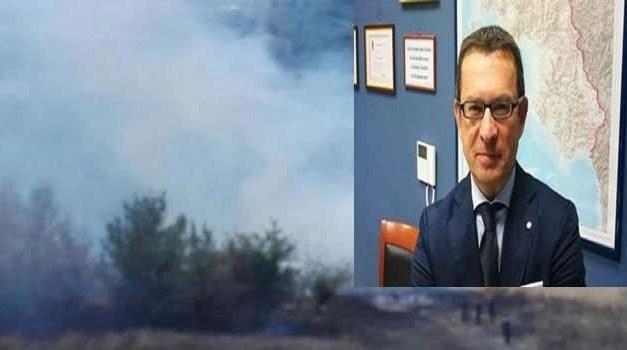 TERRA DEI FUOCHI: IL COMMISSARIO ABBANDONA DOPO OTTO MESI