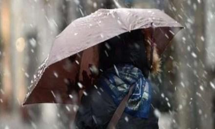 Forti raffiche di vento e abbassamento delle temperature nelle prossime 24 ore