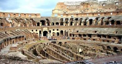 Capua - l'anfiteatro