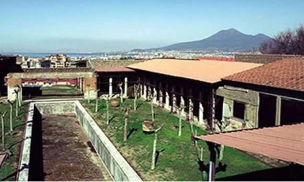 L'ANTICA STABIA E IL PARCO ARCHEOLOGICO DI POMPEI, UN ITINERARIO FANTASTICO NEL PASSATO