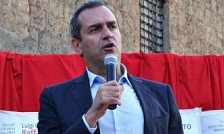 Melito. Il sindaco De Magistris ospite in città per l'inaugurazione dell'agorá di demA