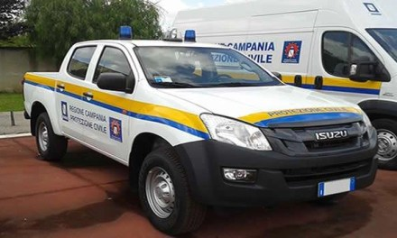 Campania, Protezione Civile: 600mila € per la provincia di Napoli