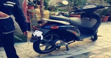 Sant'Antimo - sequestro motocicli