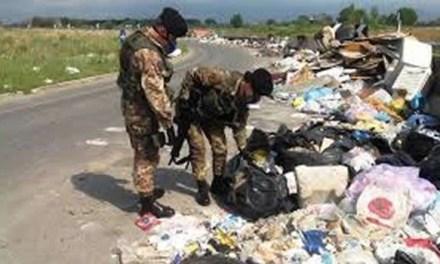 Terra dei Fuochi- Approvato il progetto esecutivo presentato dai Carabinieri