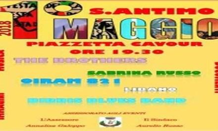 Sant'Antimo: Festa dei Lavoratori, concerto del 1° Maggio 2018