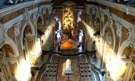 La  Cappella Sansevero e la maledizione del principe