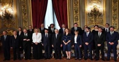 Italia - Governo