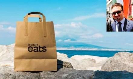 Commercio, Confapi: Uber Eats a Napoli occasione di crescita