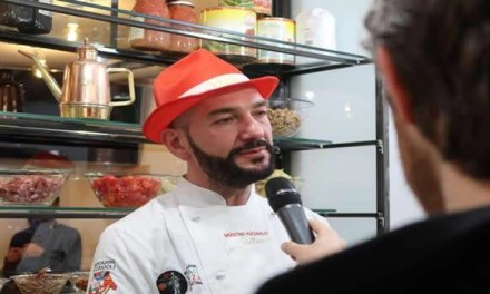 "Pizza Village 2018, la ""special"" di Salvatore Vesi"