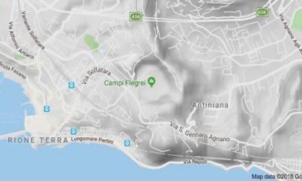 I Campi Flegrei: Baia e l'antico porto di Pozzuoli