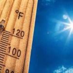 Protezione civile, allerta meteo per le ondate di calore