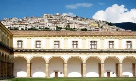 La Certosa di Padula e il parco di Diano