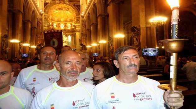 Napoli - Maratona San Gennaro 2018