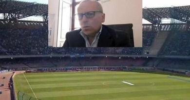 Napoli - stadio Gianpiero Falco presidente Confapi Napoli