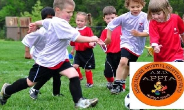 """Melito. Sport gratis per i giovani disagiati della città: la proposta di """"Appia"""""""