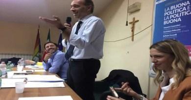 Melito - candidato PD Ricchetti