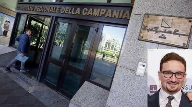 Regione Campania - Raffaele Marrone