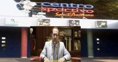 Sant'Antimo - Centro sportivo sindaco