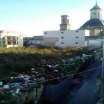 Roghi tossici a Melito: via Francesco Rossi è una discarica a cielo aperto
