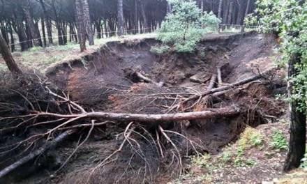 """Rete Difesa Vesuvio: rischio idrogeologico aumentato, """"disastro annunciato"""""""