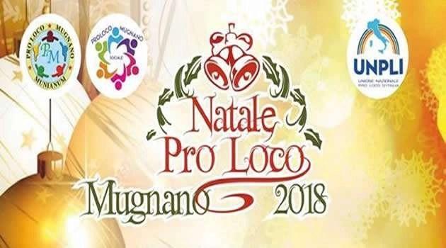Natale Mugnano 2018 Pro Loco