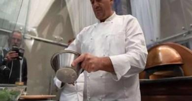 Be Cheffy e Ampgourmet - il pizzaiolo Giuseppe Vesi