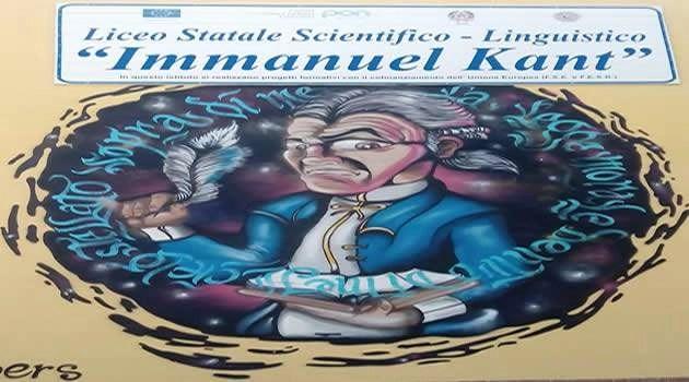 Melito - liceo Immanuel Kant