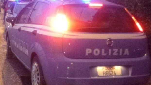 Napoli. Polizia scopre festa abusiva in uno stabile