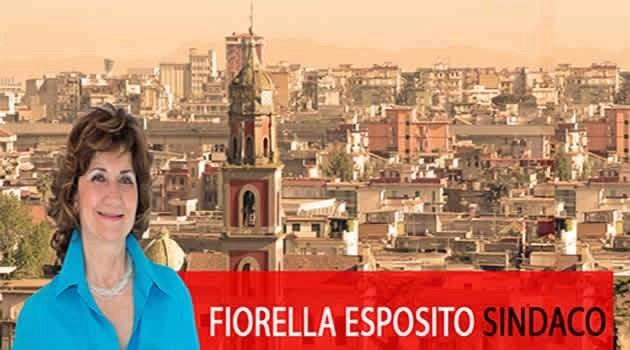 Arzano - sindaco Fiorella Esposito