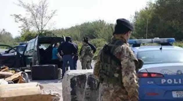 Campania. Continuano le operazioni di controllo nella Terra dei Fuochi