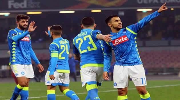 Europa League - Napoli vs Zurigo