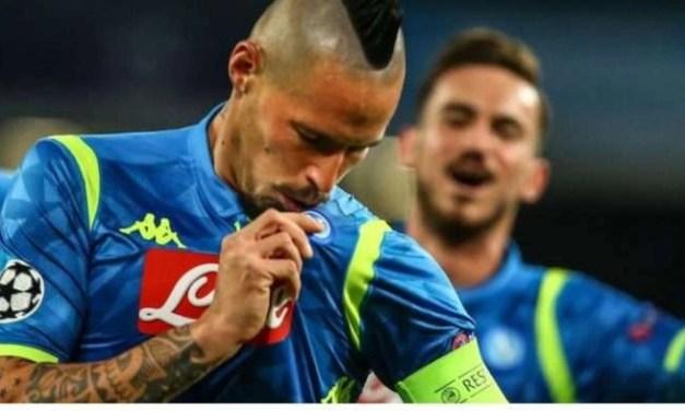 Marek Hamsik saluta ufficialmente il Napoli.