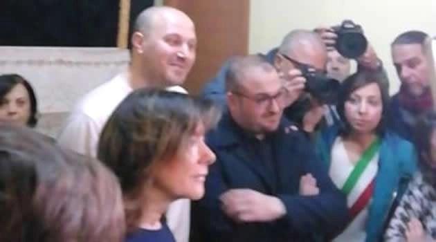 Melito- La Presidente del Senato Casellati in città in visita alla Scugnizzeria