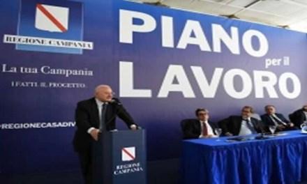 Lavoro in Campania, 10mila potenziali nuove assunzioni nella PA
