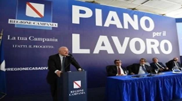 Lavoro, nuovo concorso in arrivo in Campania