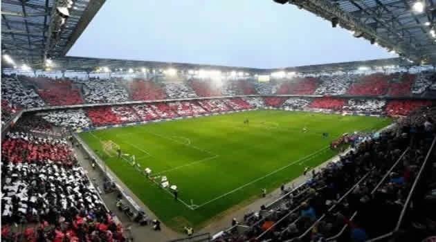 Salisburgo vs Napoli - Red Bull Arena